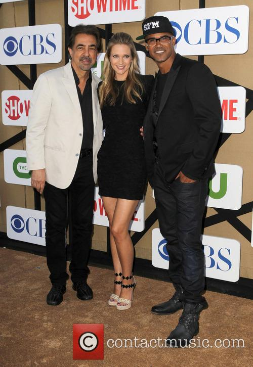 Joe Mantegna, A. J. Cook and Shemar Moore 4