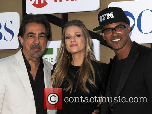 Joe Mantegna, A. J. Cook and Shemar Moore 5