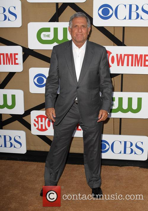 Les Moonves, 9900 Wilshire Blvd