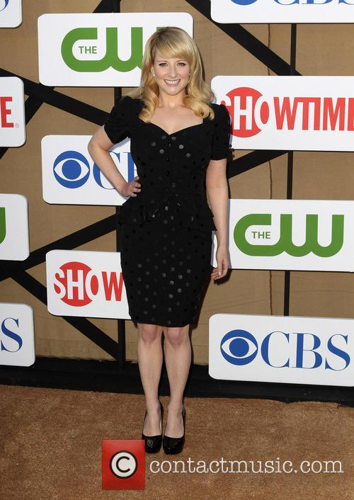 melissa rauch cw cbs and showtime 2013 3788669