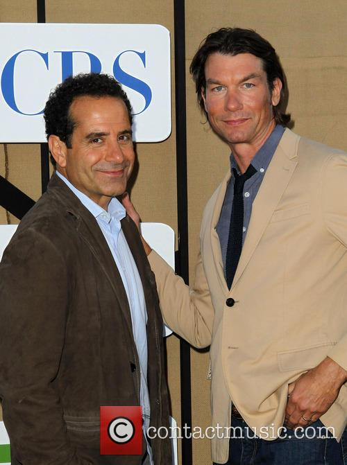 Tony Shalhoub and Jerry O'connell 2