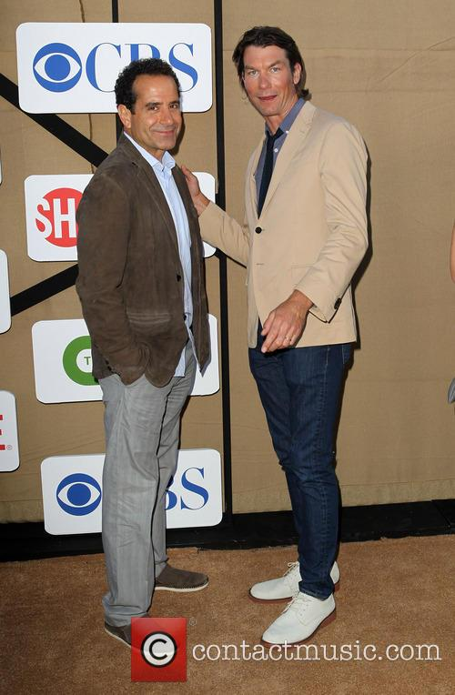 Tony Shalhoub and Jerry O'connell 1