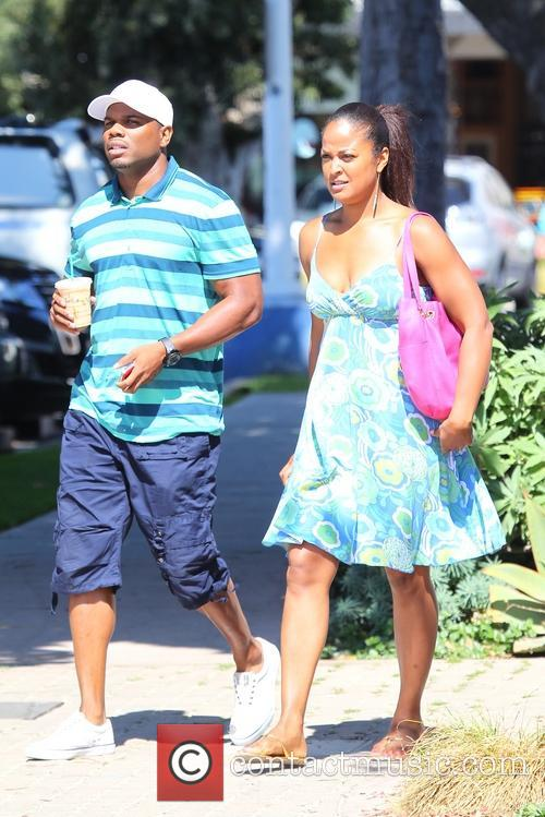 Laila Ali and Curtis Conway 4