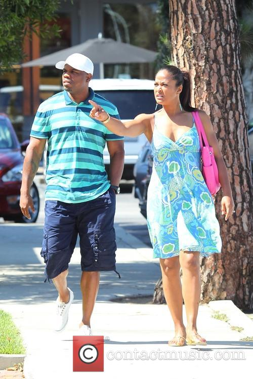 Laila Ali and Curtis Conway 7