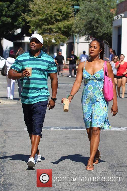 Laila Ali at Malibu Cross Creek