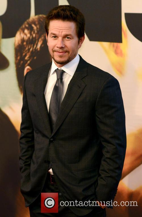 Mark Wahlberg, 2 Guns Premiere