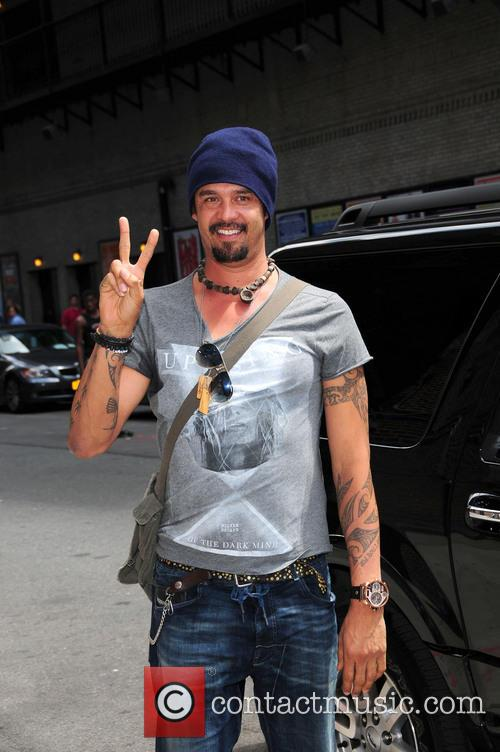 Michael Franti, Ed Sullivan Theater, The Late Show