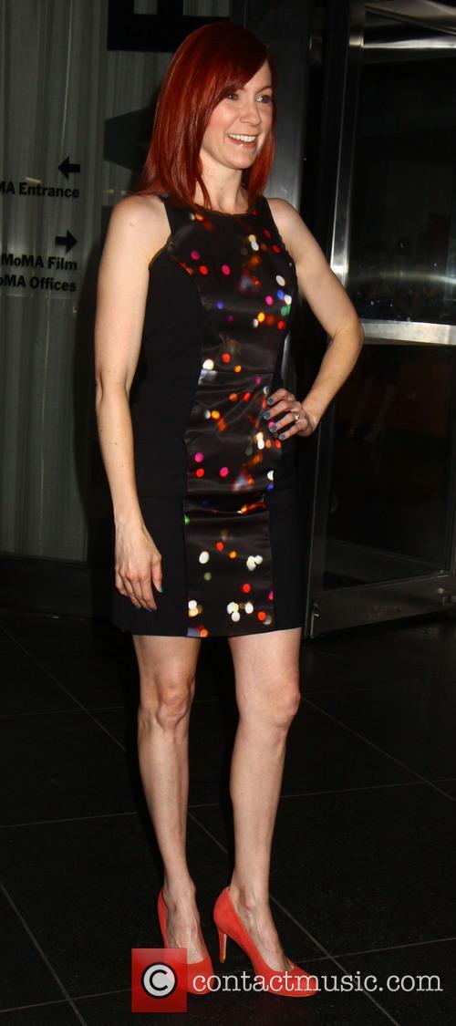 Carrie Preston 1