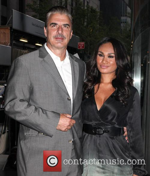 Chris Noth and Tara Wilson 4