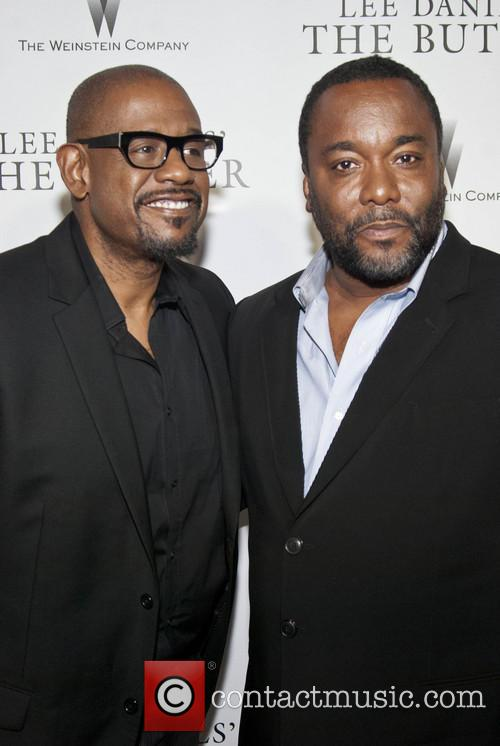 Forest Whitaker and Lee Daniels 2