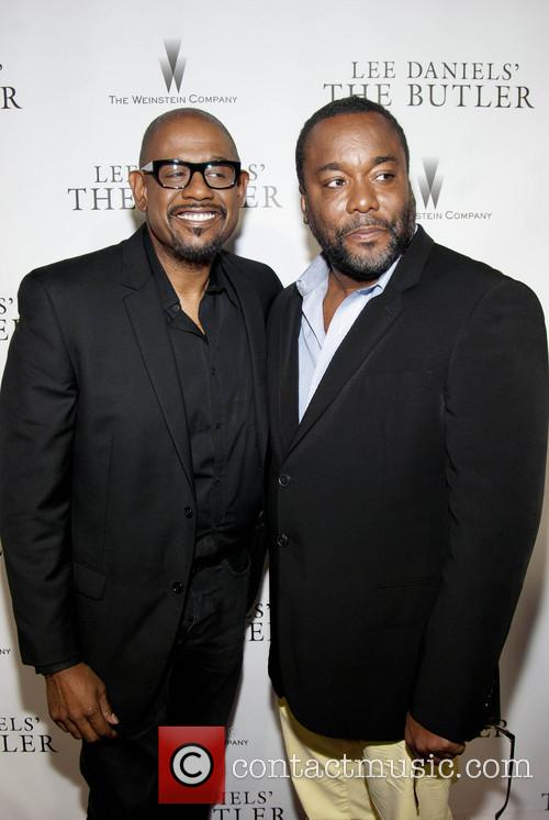 Forest Whitaker and Lee Daniels 4