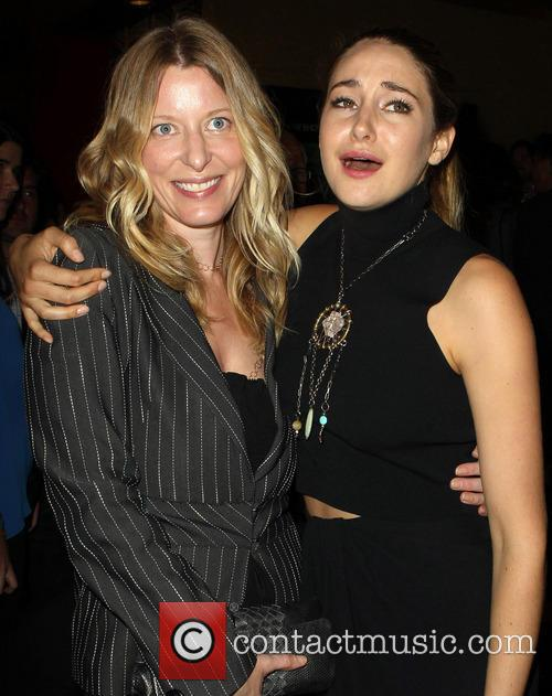 Michelle Krumm and Shailene Woodley 9