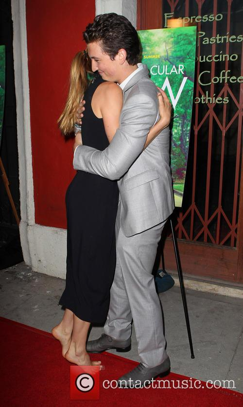 Shailene Woodley and Miles Teller 5