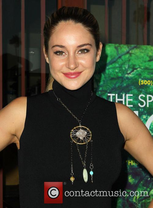 Shailene Woodley, the Vista Theatre