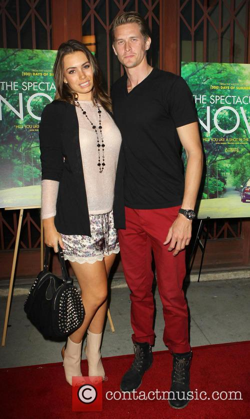 Sophie Simmons and And Boyfriend 2
