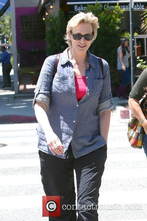 Jane Lynch Le Pain Quotidien
