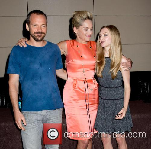 Peter Sarsgaard, Sharon Stone and Amanda Seyfried 3