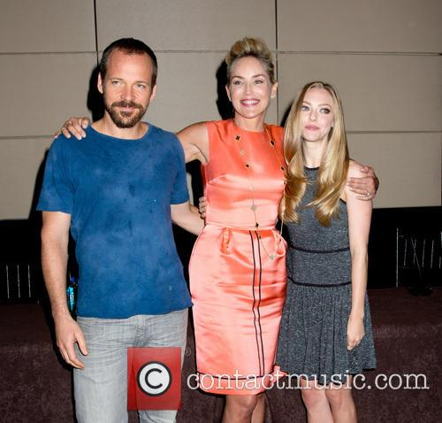 Peter Sarsgaard, Sharon Stone and Amanda Seyfried 4