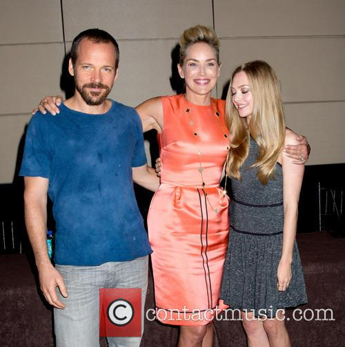 Peter Sarsgaard, Sharon Stone and Amanda Seyfried 6