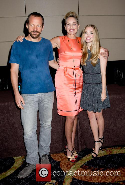 Peter Sarsgaard, Sharon Stone and Amanda Seyfried 7