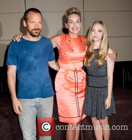 Peter Sarsgaard, Sharon Stone and Amanda Seyfried 8