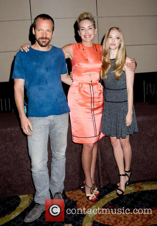 Peter Sarsgaard, Sharon Stone and Amanda Seyfried 9