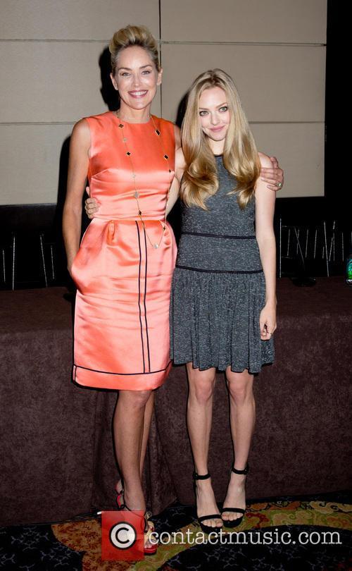 Sharon Stone and Amanda Seyfried 11