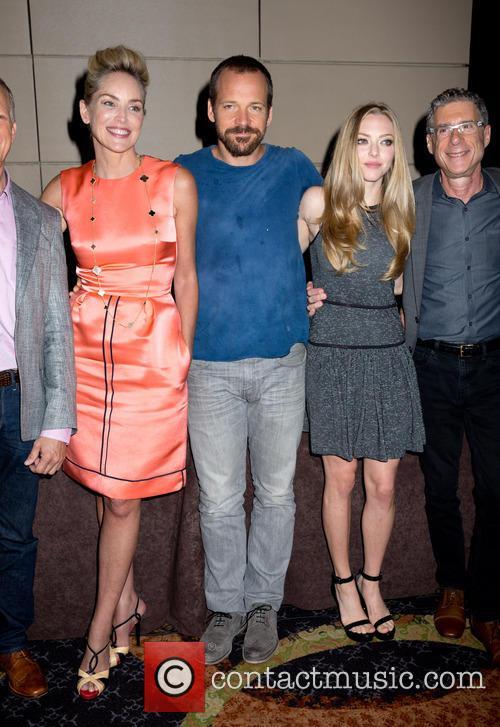 Sharon Stone, Peter Sarsgaard and Amanda Seyfried 1