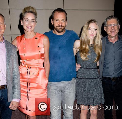 Sharon Stone, Peter Sarsgaard and Amanda Seyfried 4