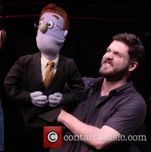 The 10th anniversary of musical Avenue Q