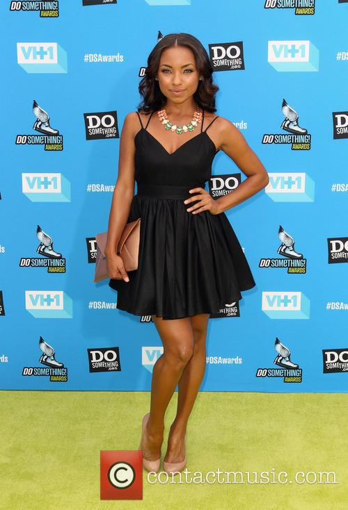 Logan Browning 2