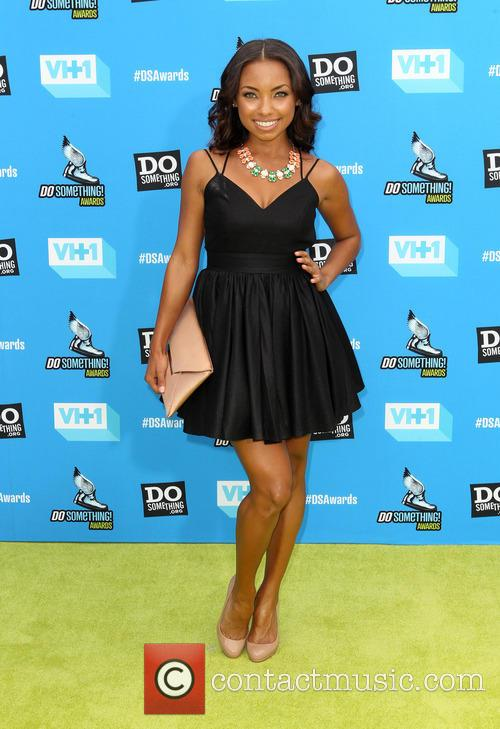 Logan Browning 4