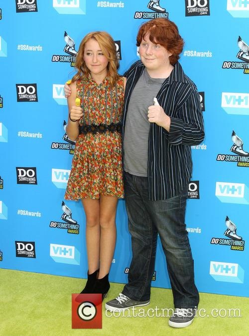 Noah Cyrus and Tucker Albrizzi