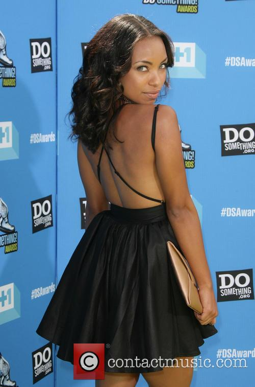 Logan Browning 9