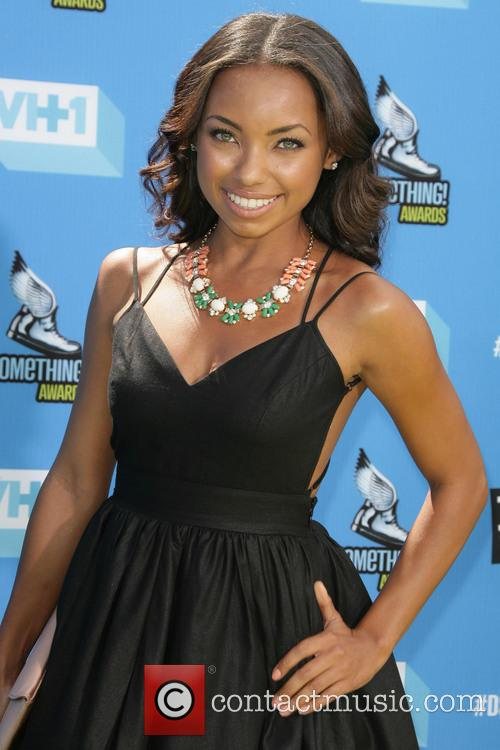 Logan Browning 10