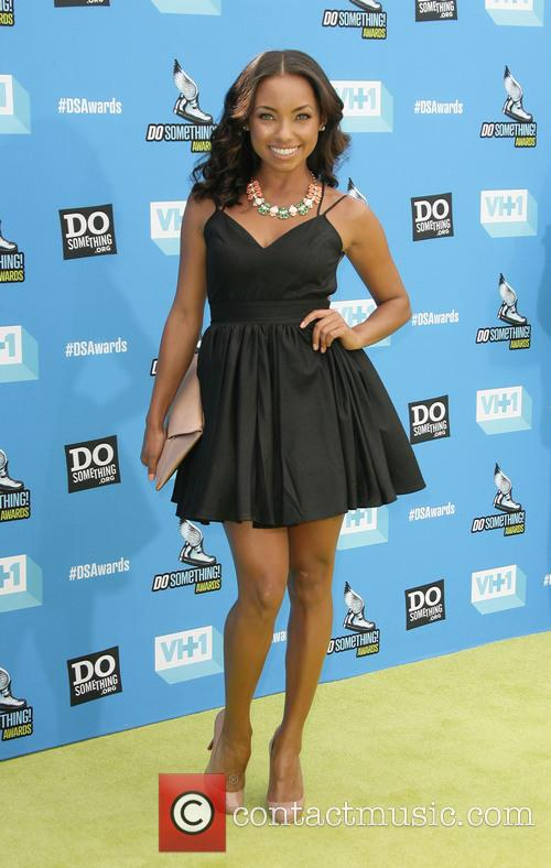 Logan Browning 1