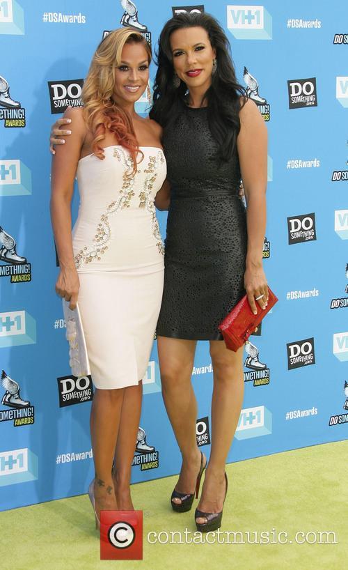 Sheree Fletcher and Shamicka Lawrence 1