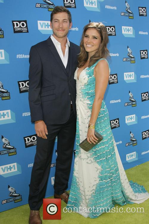 Sophia Bush and Boyfriend Dan Fredinburg 3
