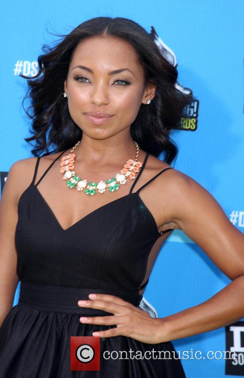 Logan Browning 7