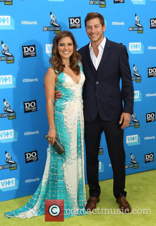 Sophia Bush and Dan Fredinburg 8