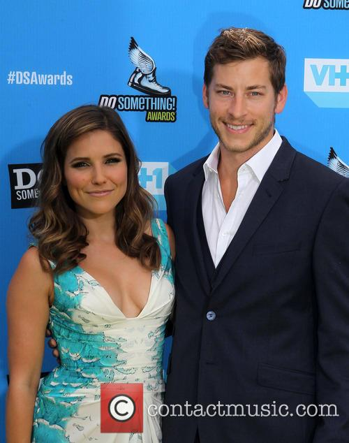 Sophia Bush and Dan Fredinburg 10