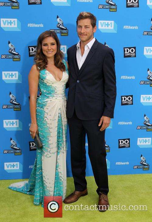 Sophia Bush and Dan Fredinburg 1