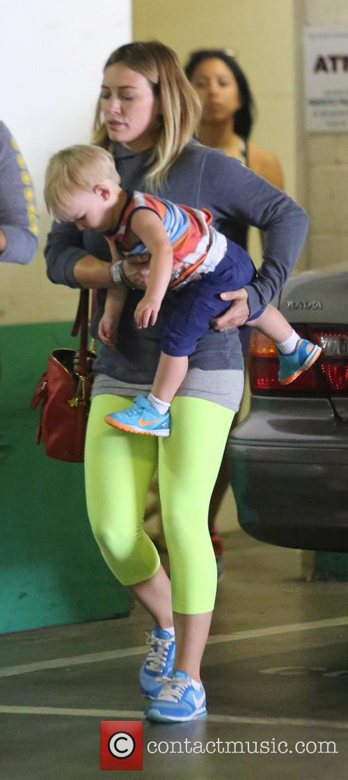 hilary duff lucas comrie hilary duff at fit 3790900