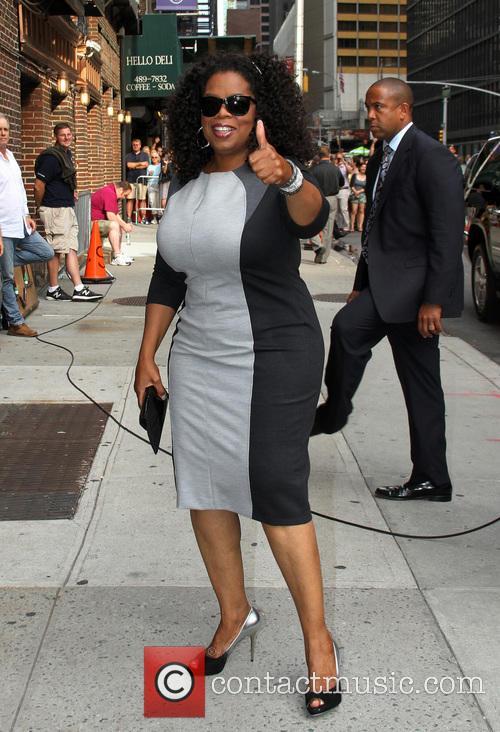 Oprah Winfrey 10