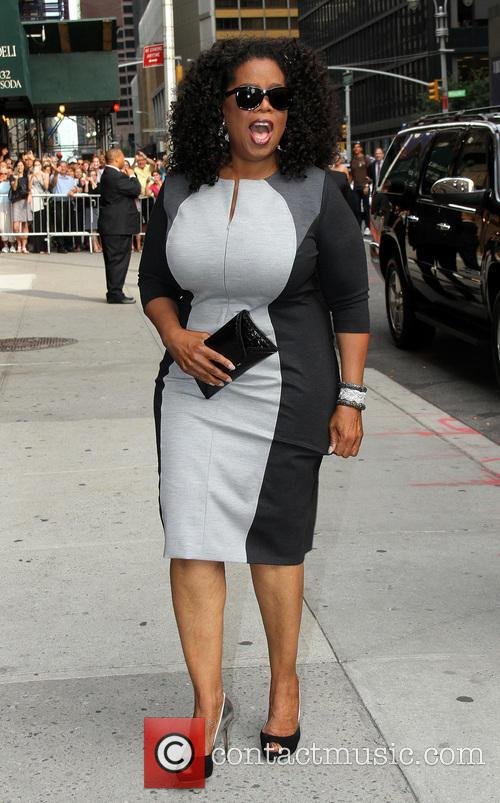 Oprah Winfrey 13