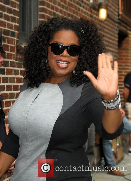 oprah winfrey the ed sullivan theater 3792034