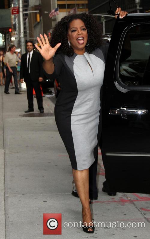 Oprah Winfrey 15
