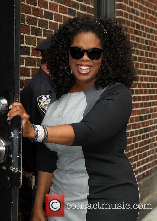 Oprah Winfrey, Ed Sullivan Theater