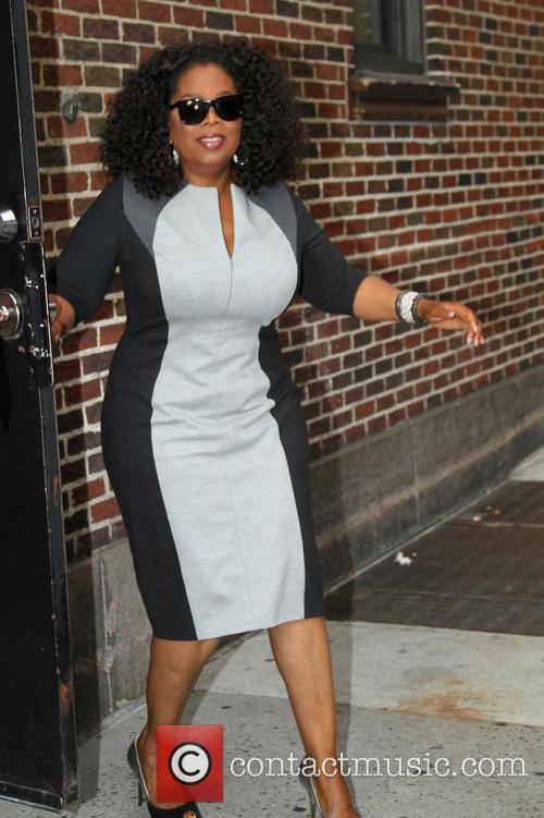 Oprah Winfrey 18