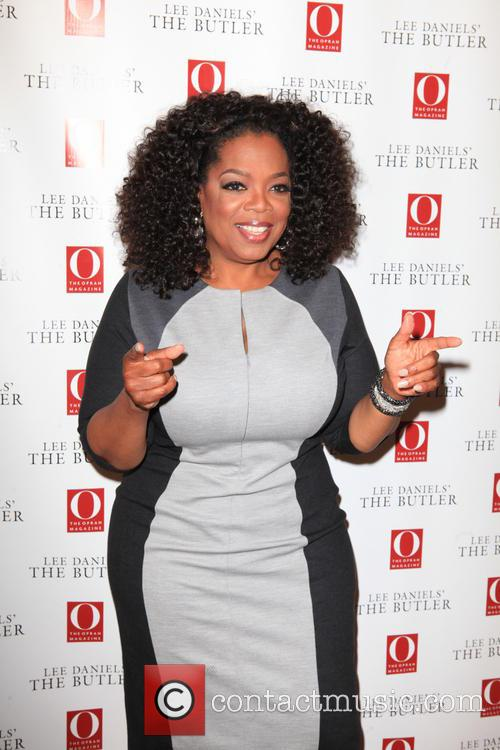 Oprah Winfrey, Lee Daniels' The Butler Screening